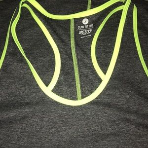 Old Navy semi-fitted active tank top